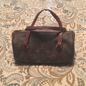 Louis Vuitton Vintage Papillon Bag